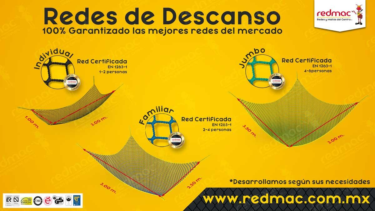 REDES de DESCANSO REDMAC