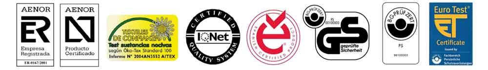 Certificaciones Red Anticaidas REDMAC