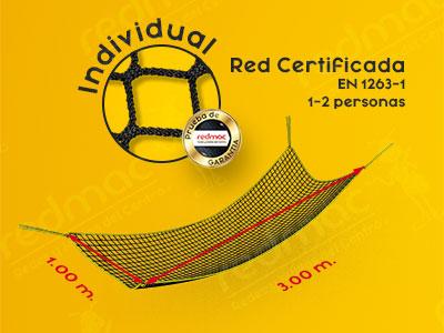 Red de Descanso Individual Certificada