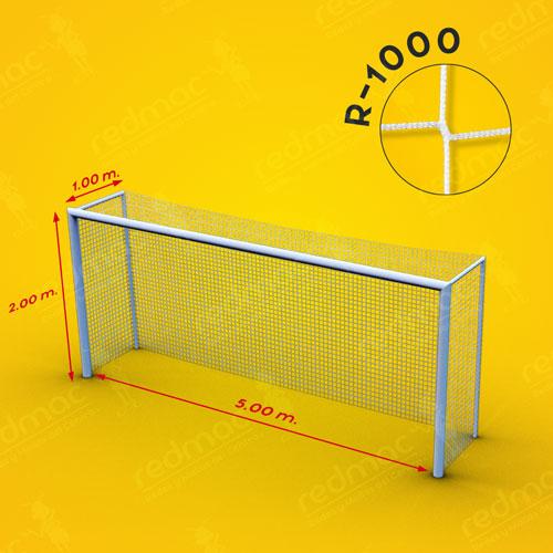 Redes para Porterías Fútbol 7 R1000-REDMAC