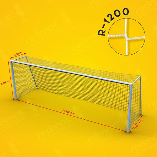 Redes para Porterías Fútbol Soccer R1200-REDMAC