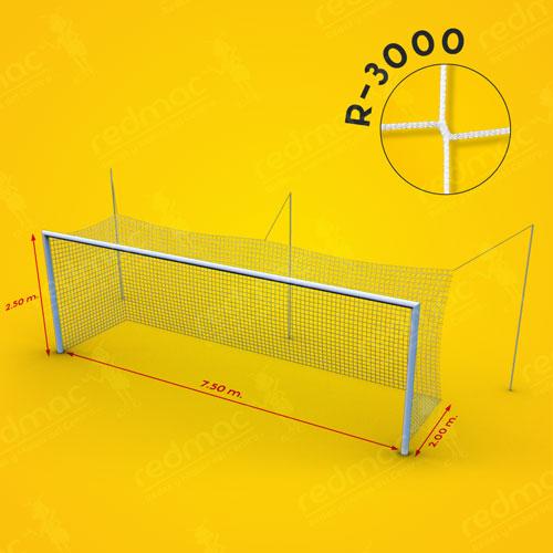 Redes para Porterías Fútbol Soccer R3000-REDMAC